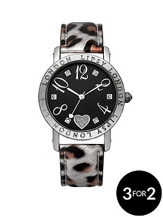 lipsy-leopard-printed-strap-ladies-watch