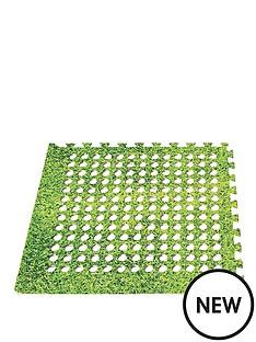 streetwize-accessories-eva-grass-print-tiles-4-pack-green