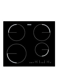 zanussi-zel6640fba-60-cm-built-in-electric-hob-black
