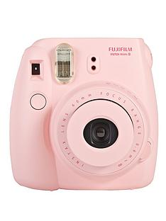 fuji-instax-mini-8-pink-instant-camera-included-10-shots