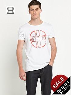 883-police-mens-miller-logo-t-shirt