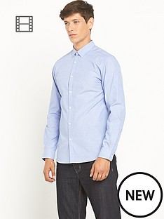 jack-jones-mens-premium-dobby-shirt-cashmere-blue