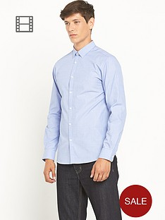 jack-jones-mens-premium-dobby-shirt-cashmere-blue