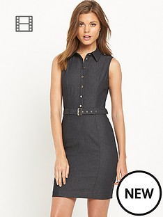 miss-selfridge-smart-denim-look-dress