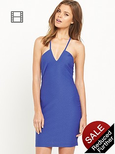miss-selfridge-miss-selfridge-textured-bodycon-dress