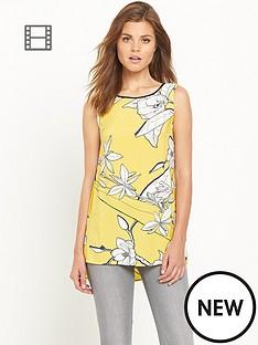 warehouse-impact-floral-vest