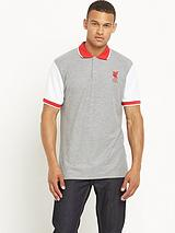 FC Mens Contrast Polo Shirt