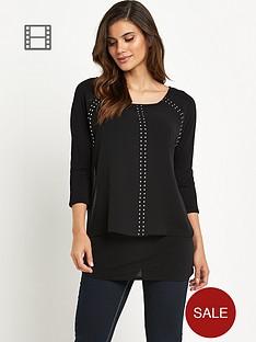 wallis-raglan-hotfix-blouse