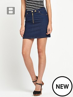 miss-selfridge-denim-a-line-skirt