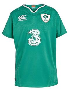 canterbury-kids-ireland-home-short-sleeved-rugby-shirt
