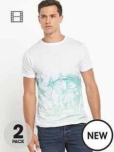 goodsouls-summer-patter-mens-t-shirts-2-pack