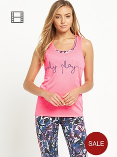 only-play-mesh-tank-top