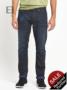 only-sons-mens-regular-fit-tapered-leg-jeans