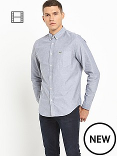 lacoste-mens-oxford-shirt-navy