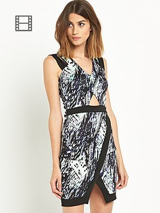 miss-selfridge-brush-stroke-bodycon-dress