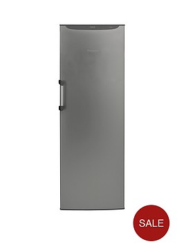 hotpoint-fzfm171g-60cm-over-counter-frost-free-freezer-graphite