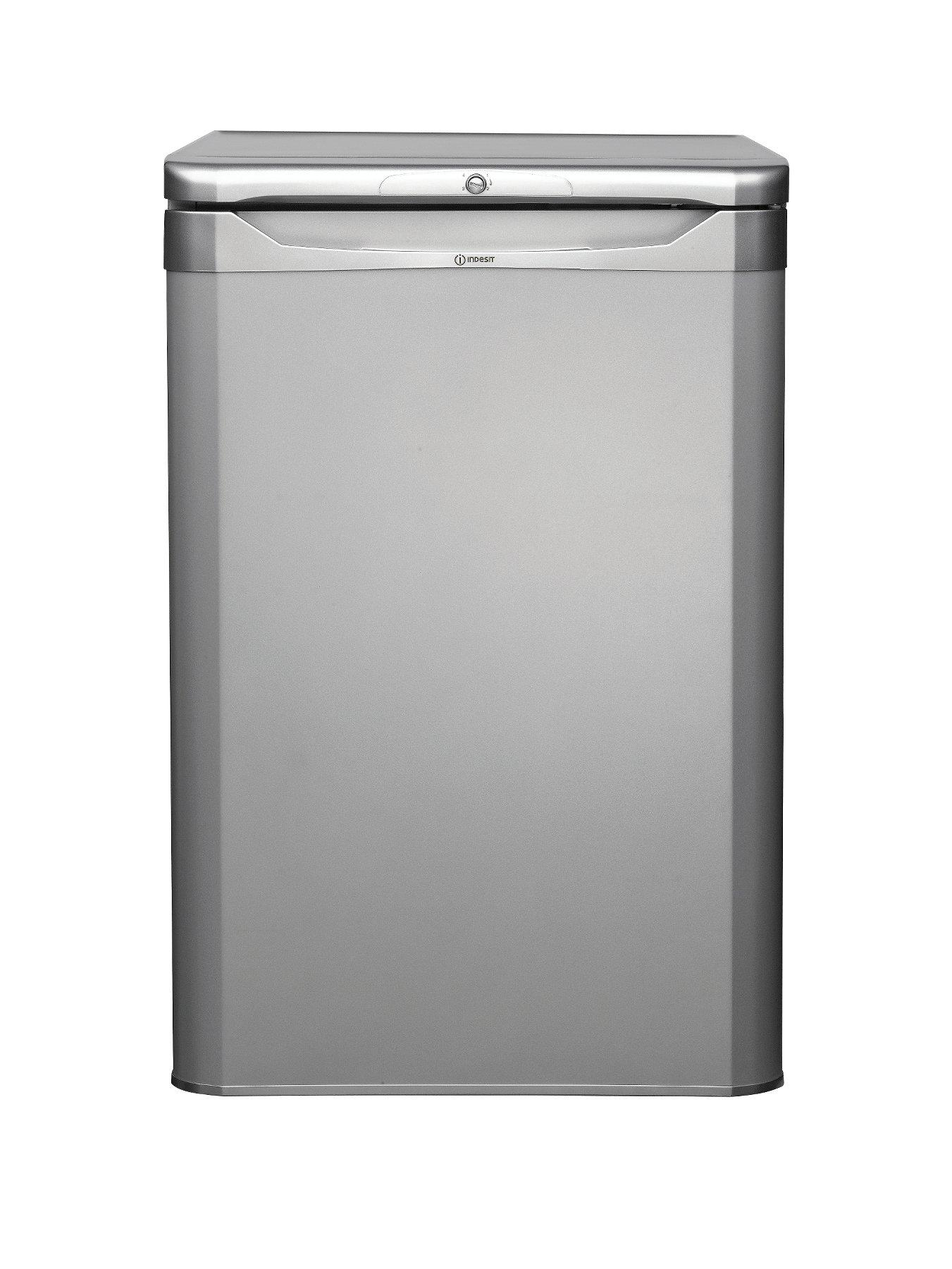 TZAA10S 55cm Under Counter Freezer - Silver