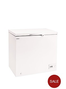 candy-chze6089-205-litre-chest-freezer-white