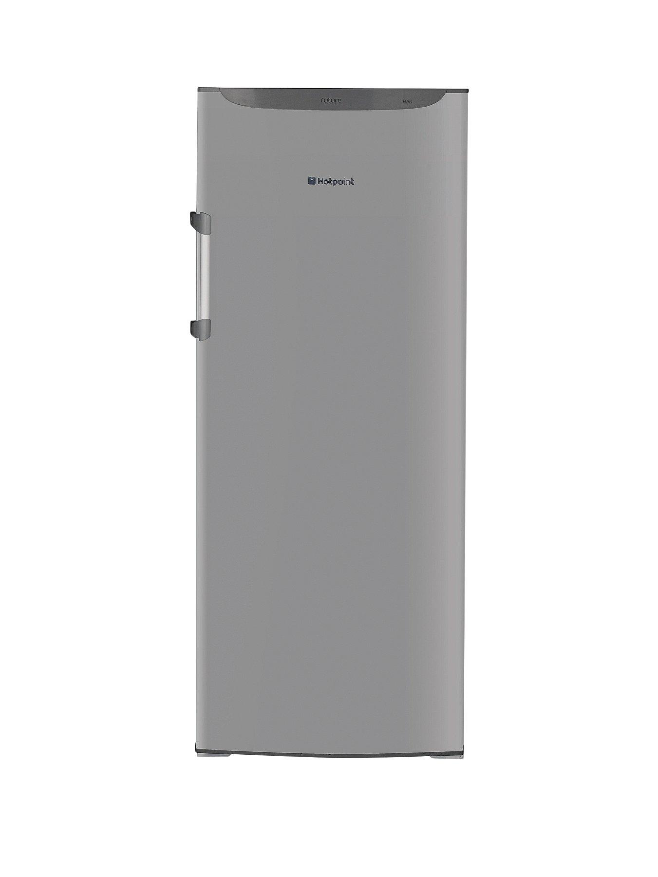 RZFM151G 60cm Over Counter Freezer - Graphite