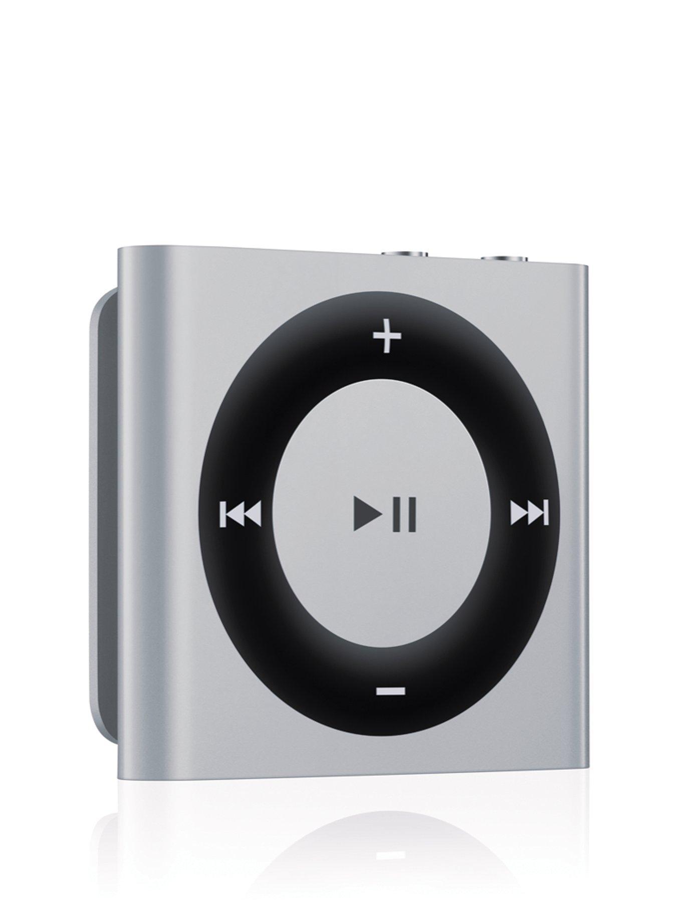 iPod shuffle 2Gb MD778BT/A - Silver