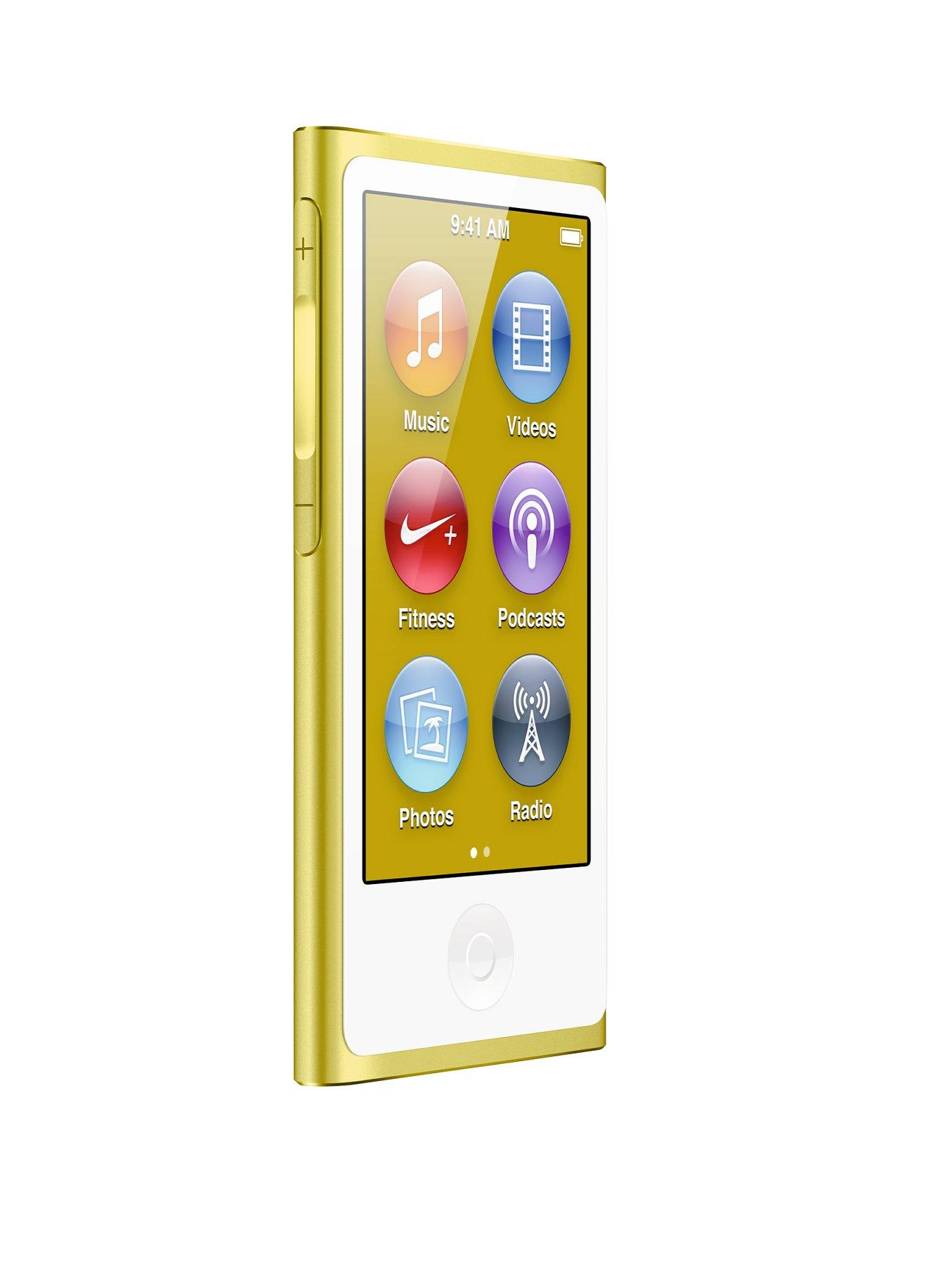 iPod nano 16Gb - Yellow