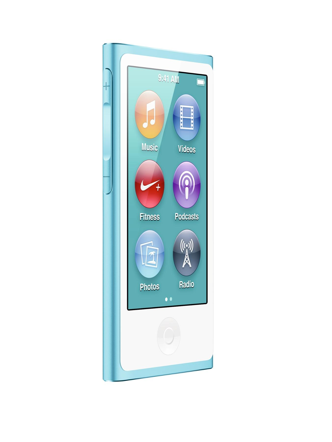 iPod nano 16Gb MD477QB/A - Blue