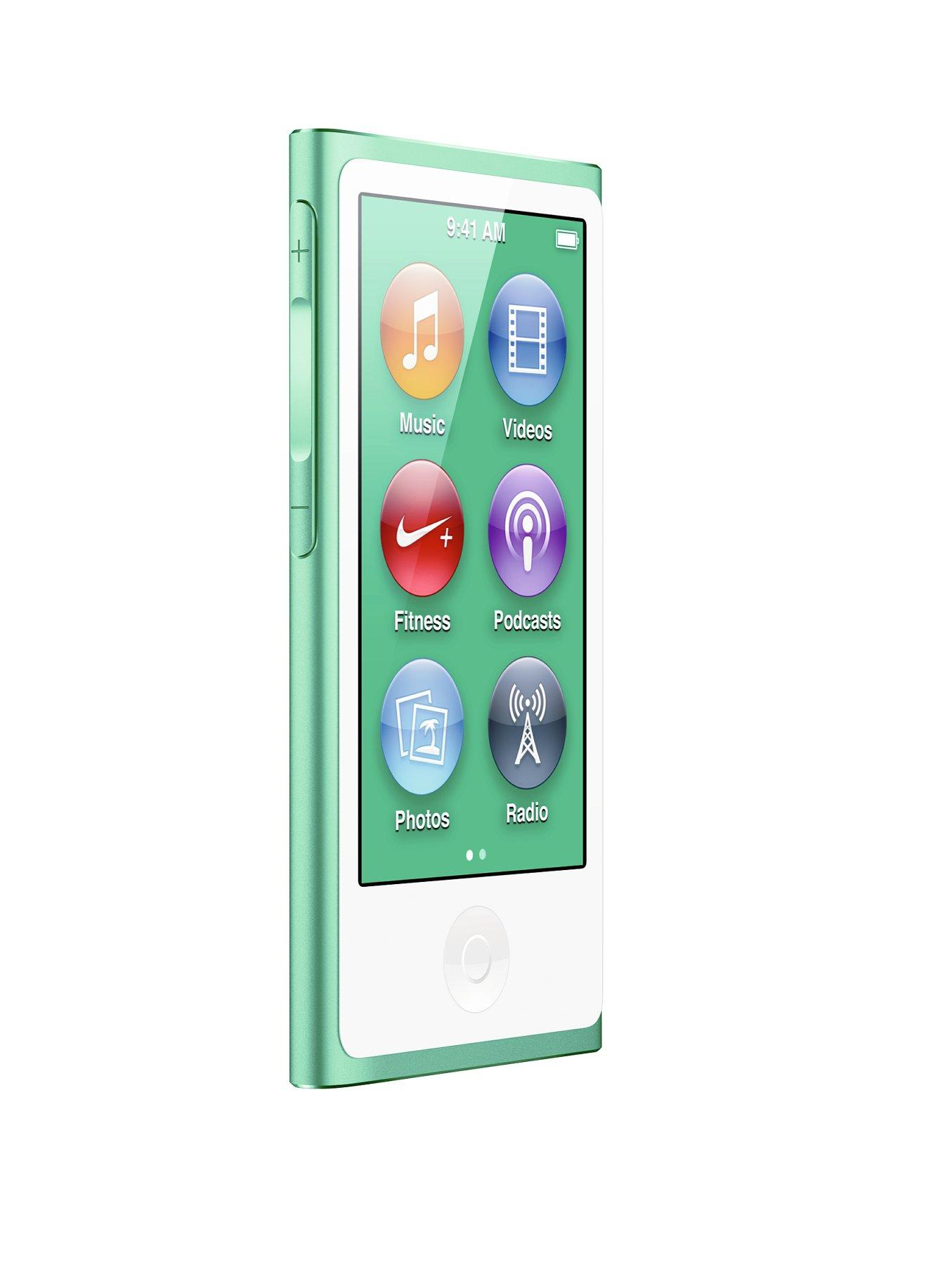 iPod nano 16Gb - Green