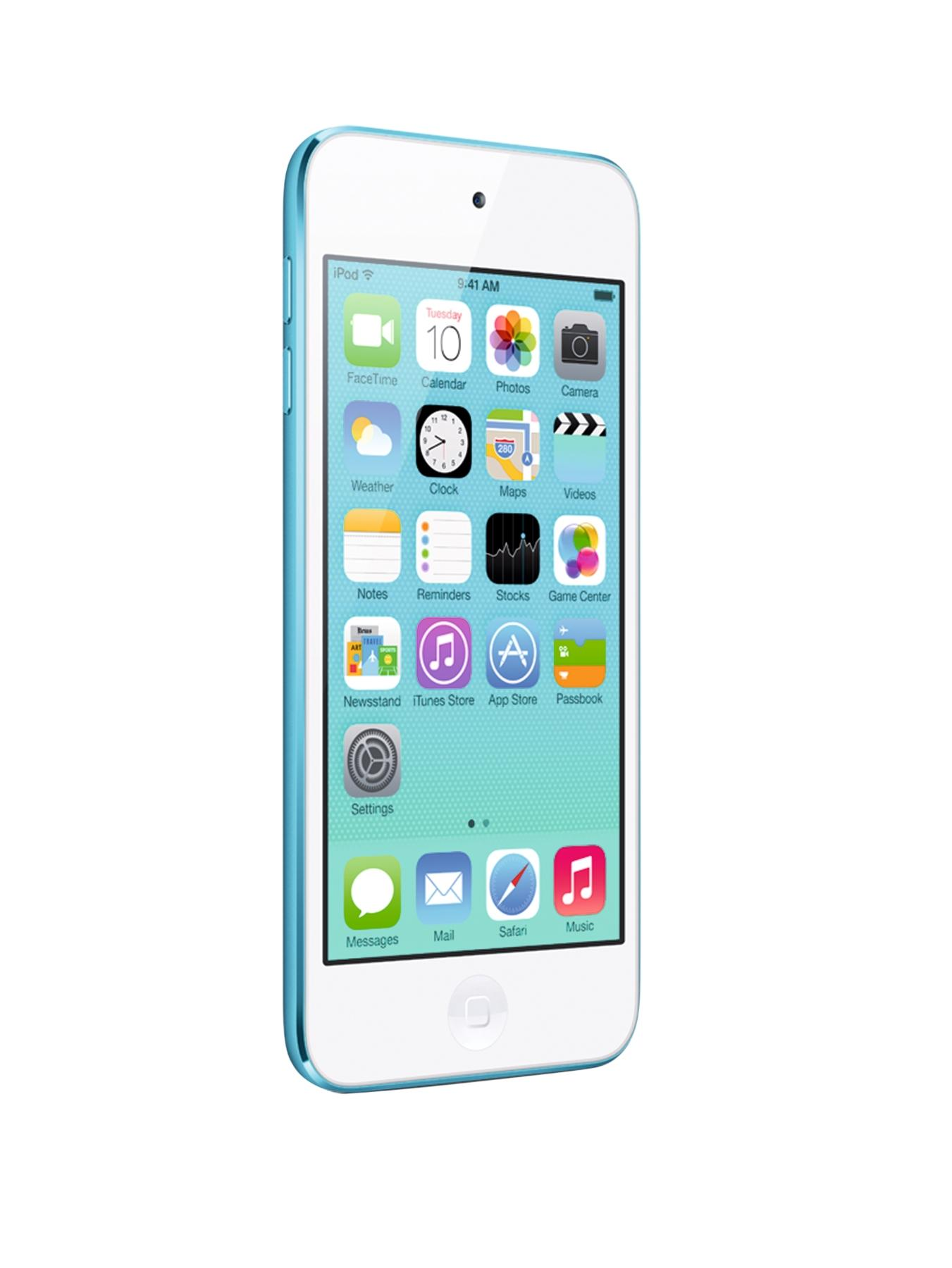 Ipod Touch 64gb 5th Generation Blue