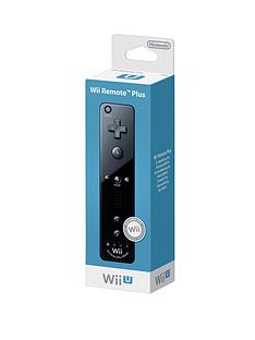 nintendo-wii-u-black-remote-plus