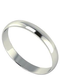 love-gold-9-carat-white-gold-d-shape-wedding-band-3-mm