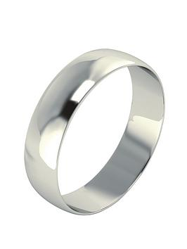 love-gold-9-carat-white-gold-d-shape-wedding-band-5mm