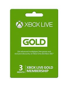 xbox-live-3-months-gold-membership