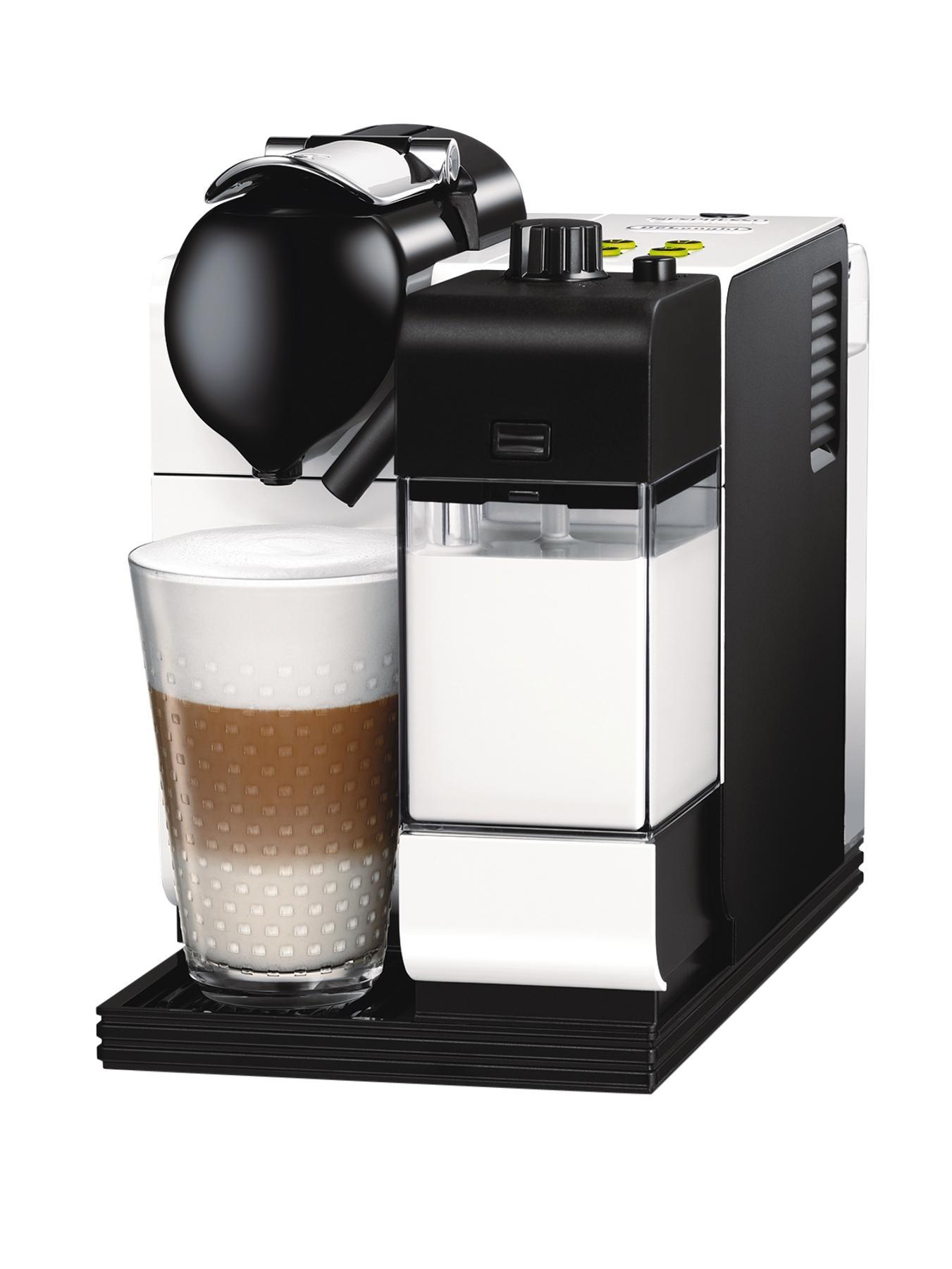 EN520W Nespresso Lattissima - White