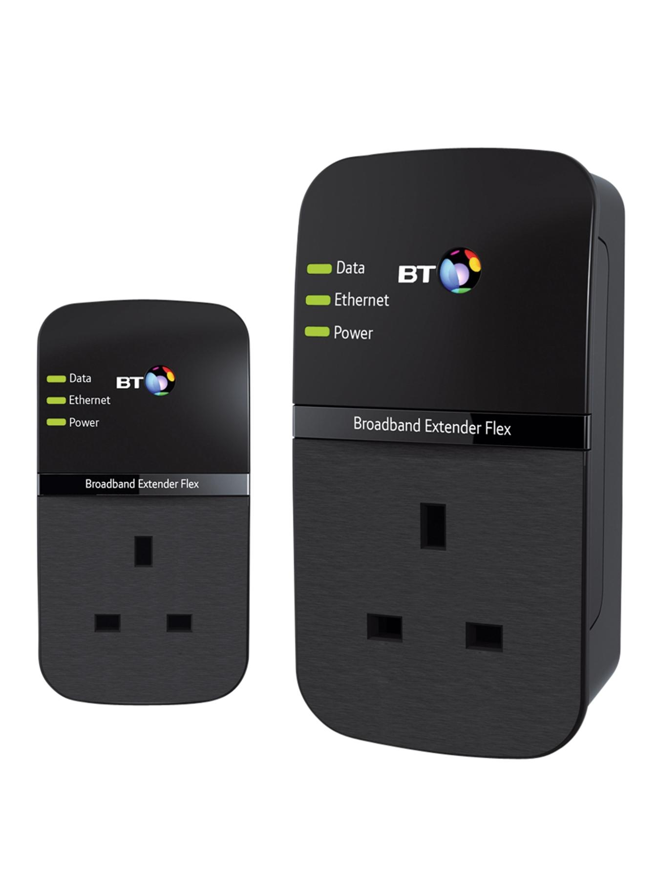 Broadband Extender Flex 500 Kit - Black