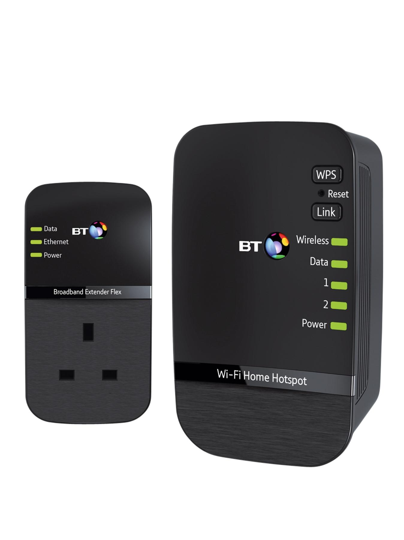 Wi-Fi Home Hotspot 500 Kit - Black
