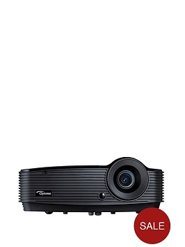 optoma-h100-720p-3d-projector