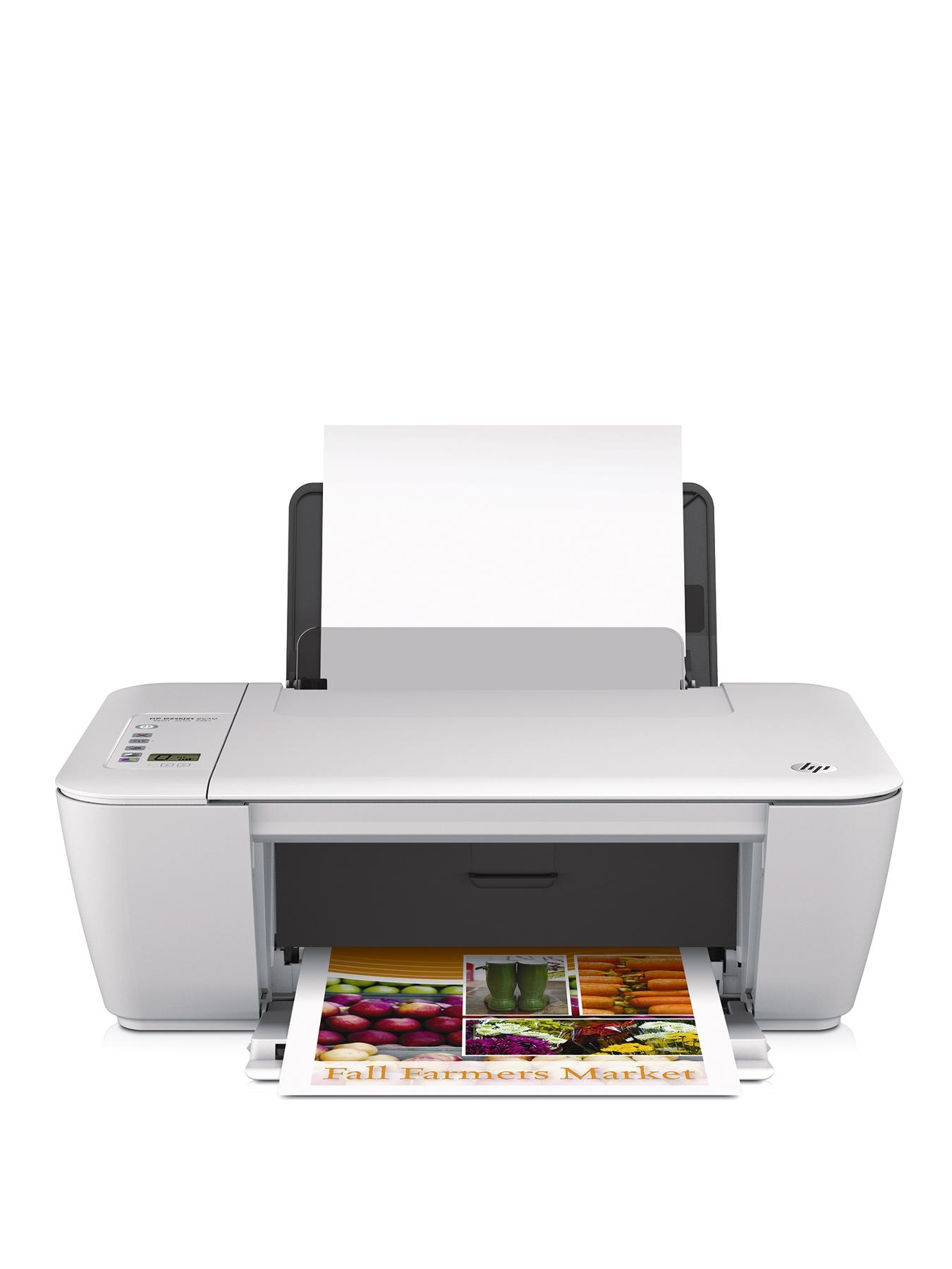 Deskjet 2540 All-in-One Printer