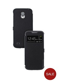 anymode-samsung-galaxy-s4-mini-leather-effect-view-book-case