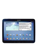 Galaxy Tab 3 Intel® Atom™ Dual Core Processor, 1Gb RAM, 16Gb Storage, Wi-Fi, 10.1 inch Tablet - Black
