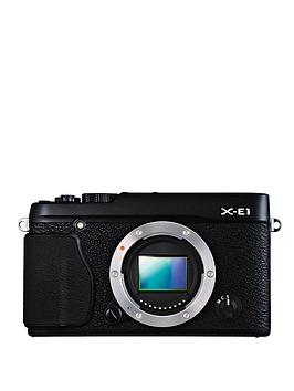 fuji-fujifilm-x-e1-camera-body-only