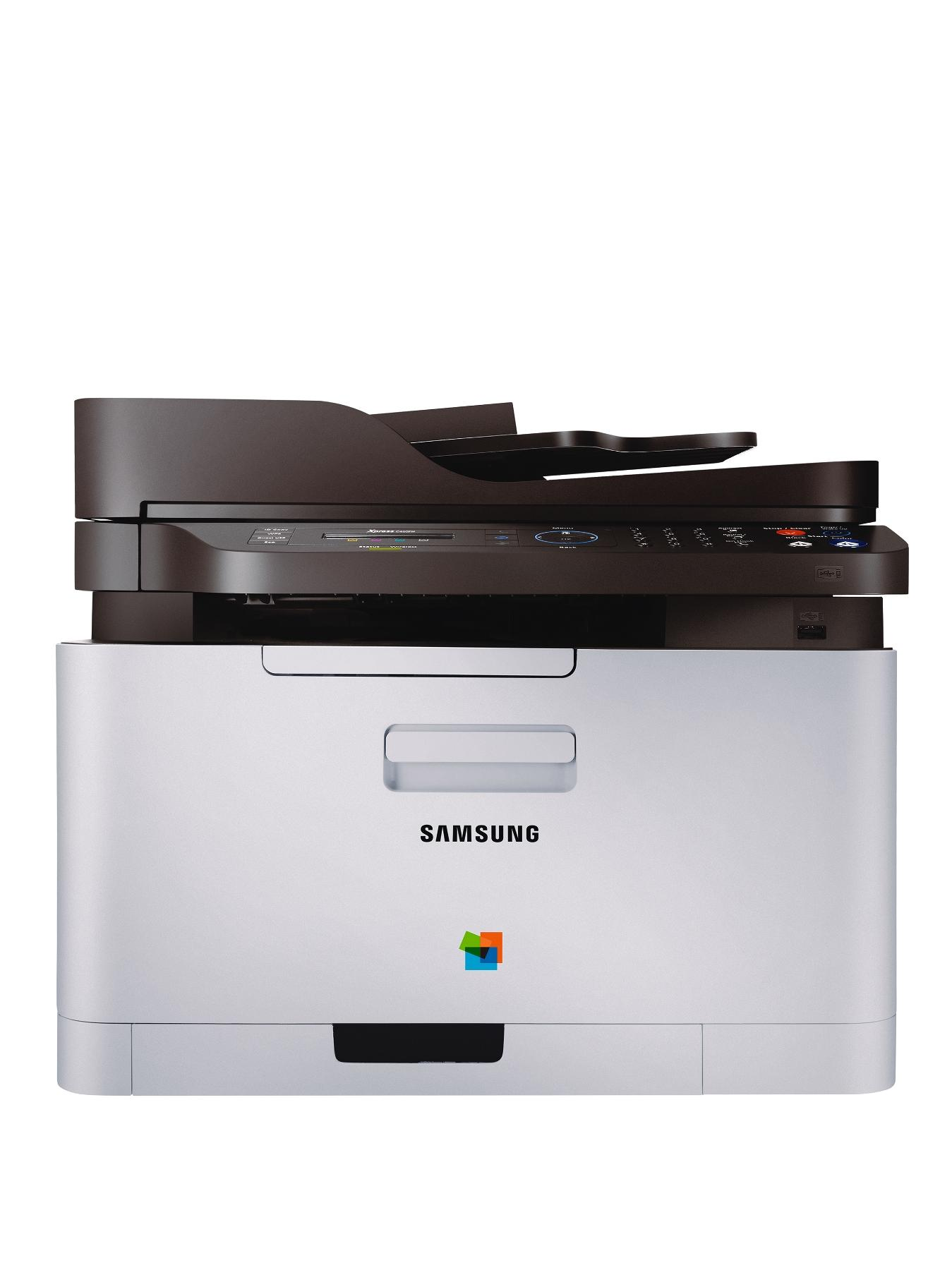 Xpress SL-C460FW/SEE Multi-function All-in-One Printer