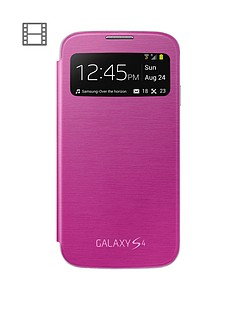 samsung-galaxy-s4-s-view-cover-pink