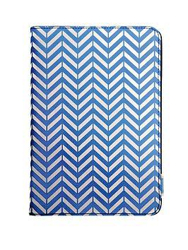 x-doria-smartstyle-case-for-apple-ipad-mini-herringbone-blue