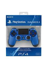 Wave Blue DualShock 4 Controller