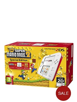 nintendo-2ds-white-and-red-console