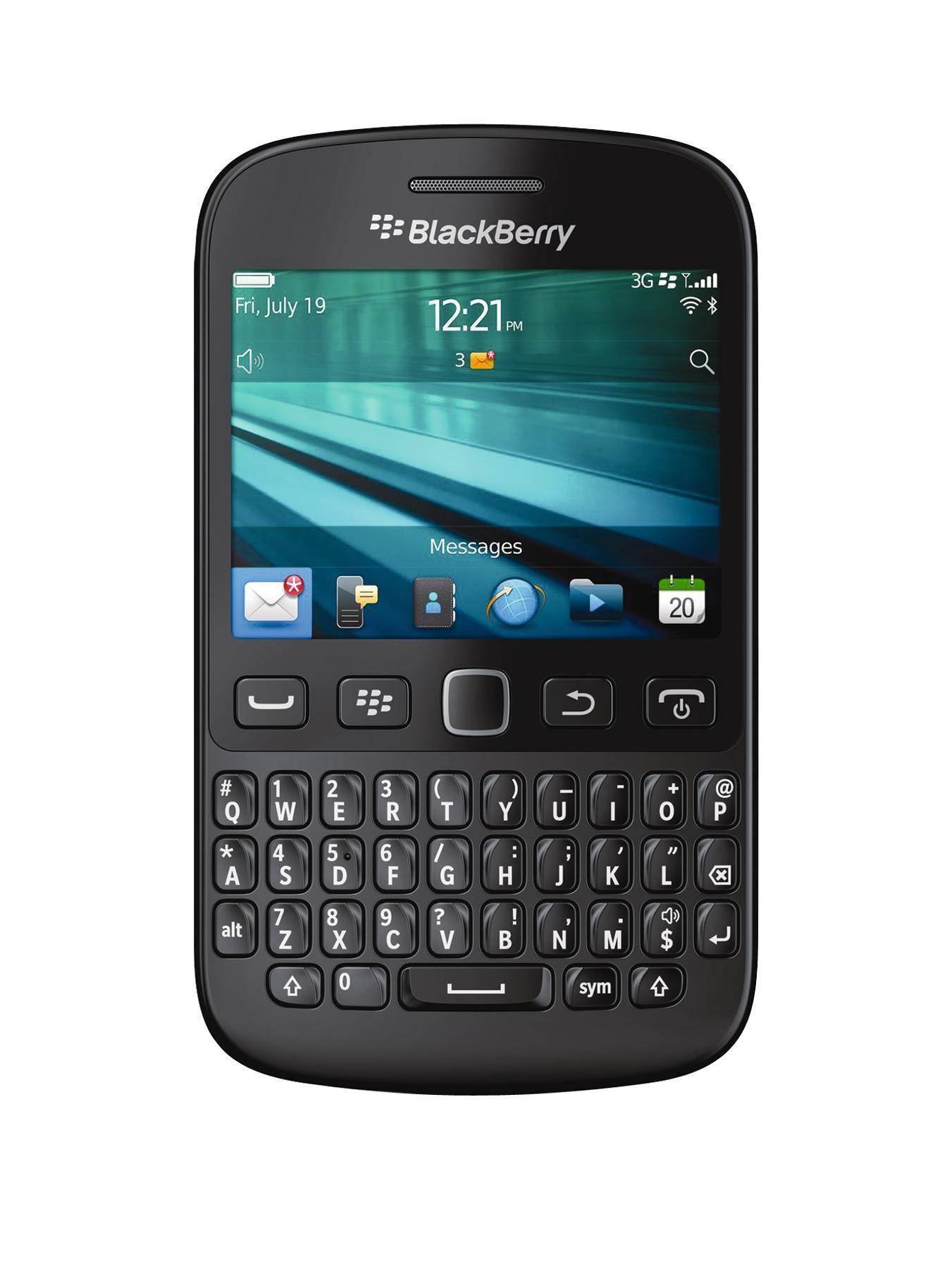 9720 Smartphone - Black, Black