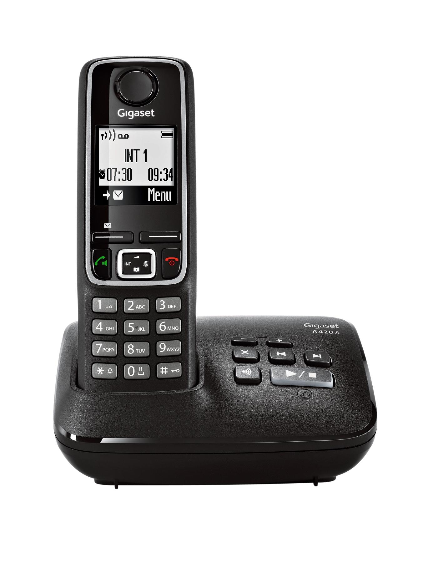 A420A DECT Cordless Phone