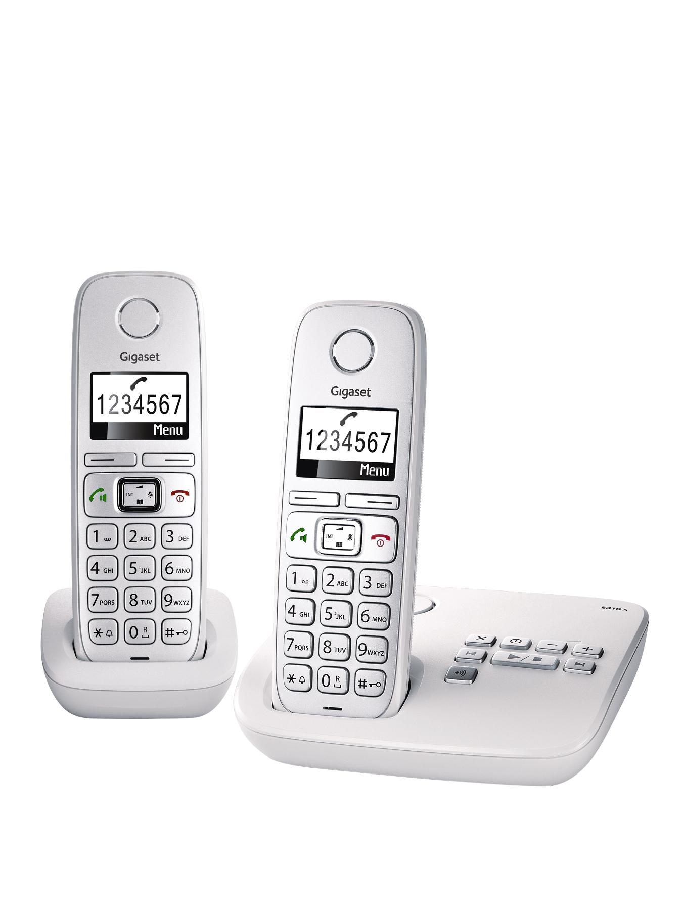 E310A Duo DECT Cordless Phone