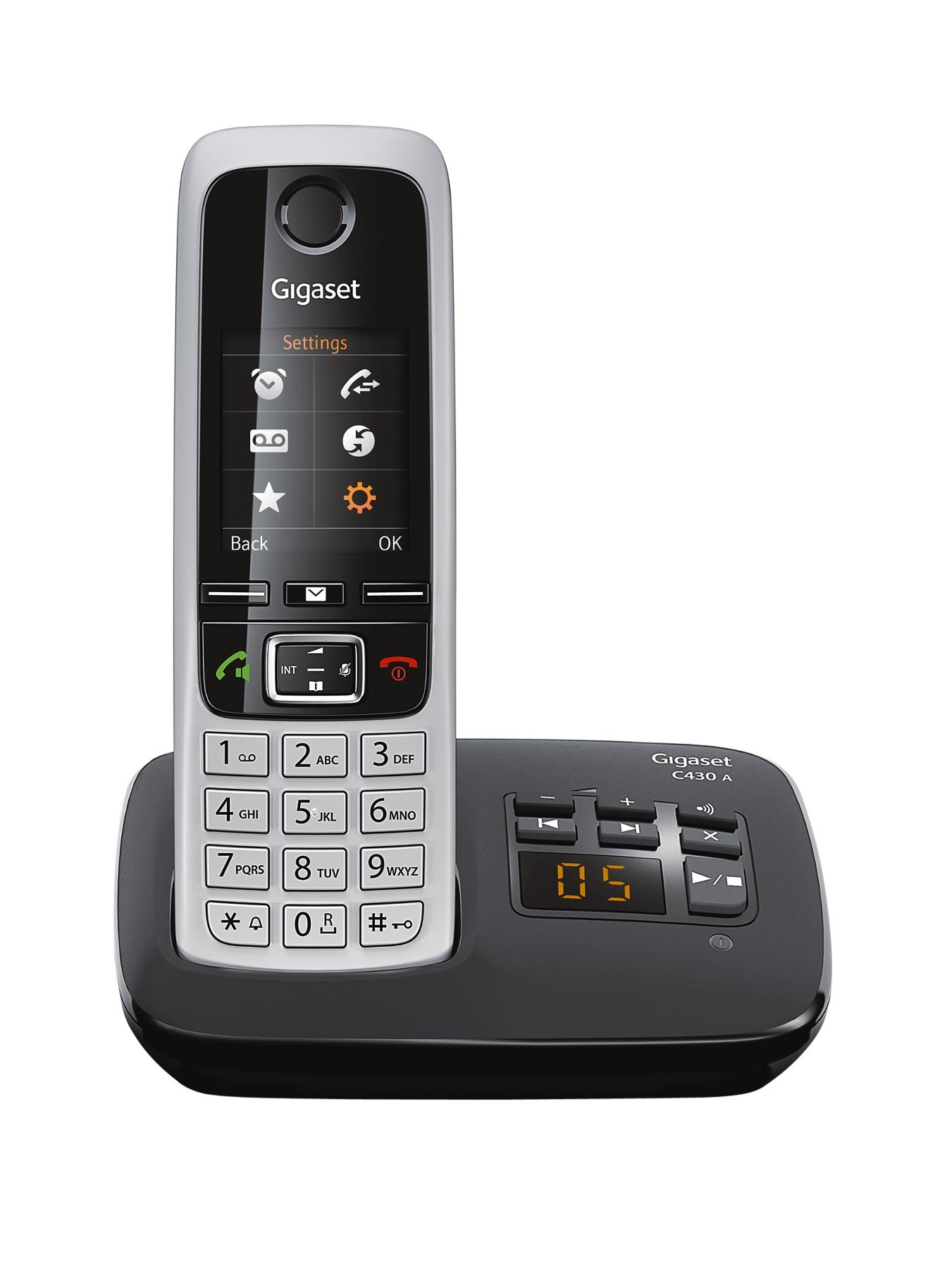 C430A DECT Cordless Phone