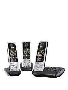 gigaset-c430a-trio-dect-cordless-phone